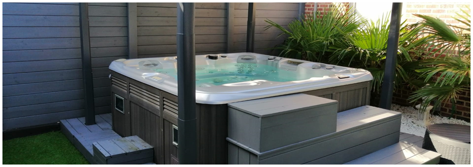 Onze jacuzzi (37°) | B-Relaxed